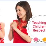Teaching children respect
