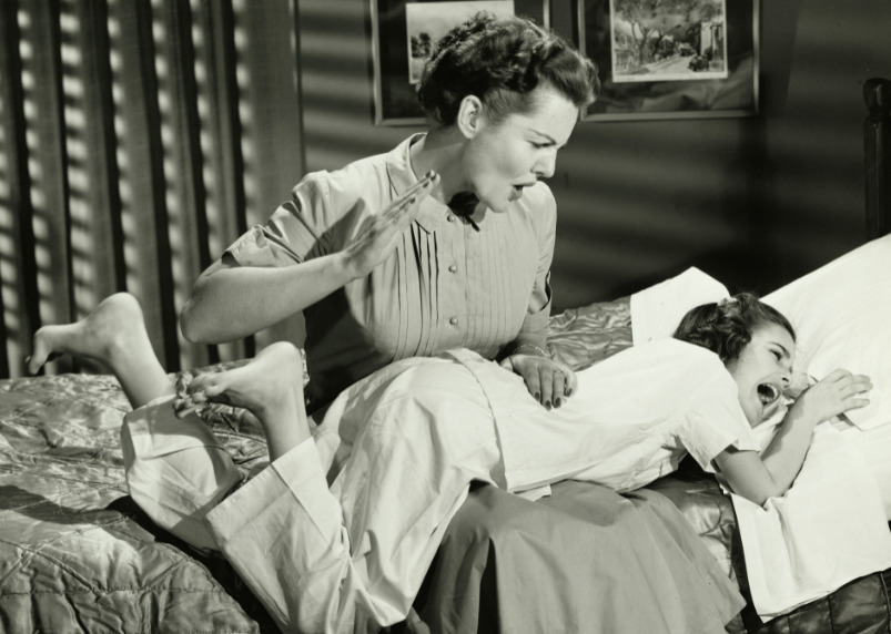 spanking and physical punishment