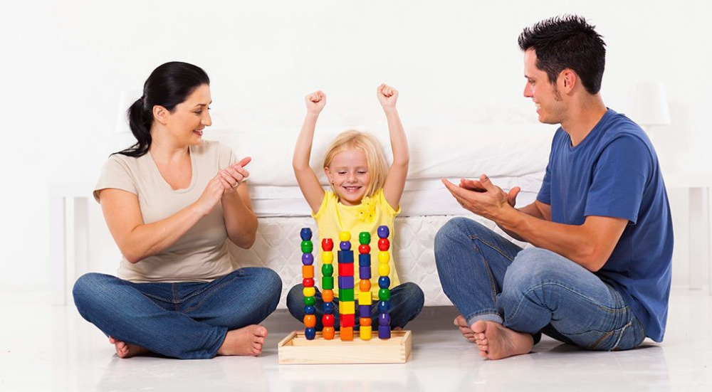 Encouraging results on your child