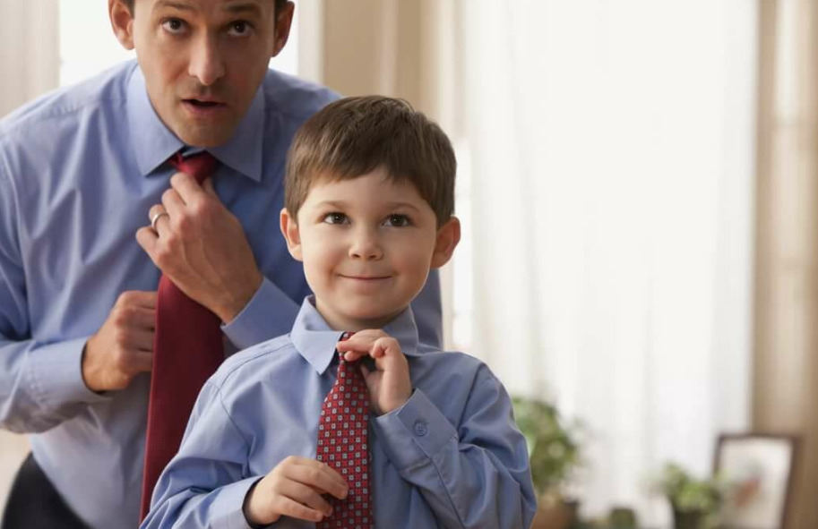 Teach your child self-discipline