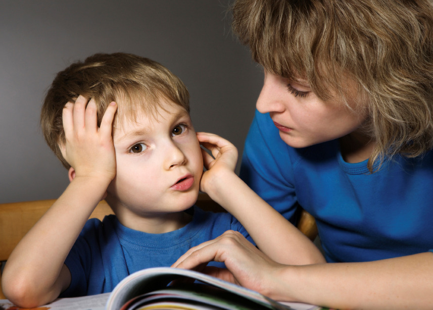 Signs of parentified child